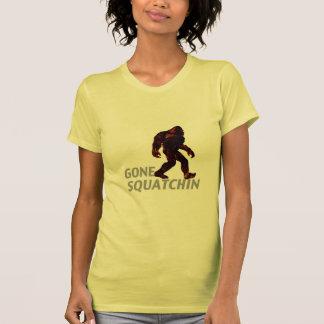 Gone Squatchin Gifts T-shirts