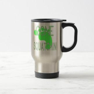 Gone Squatchin Gifts Travel Mug