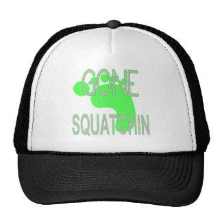 Gone Squatchin Gifts Trucker Hat