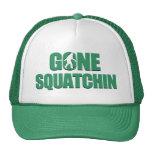 Gone Squatchin Hats