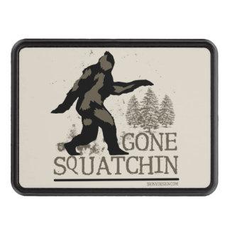 Gone Squatchin Hitch Cover