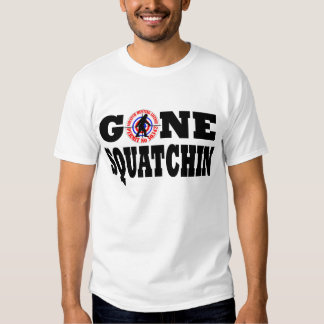 Gone Squatchin & hunting permit T-Shirt