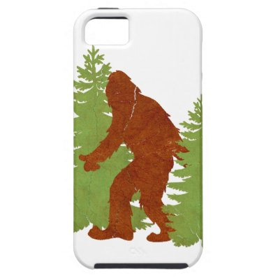 Gone Squatchin iPhone 5 Cases