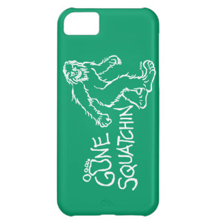 Gone Squatchin iPhone 5C Cover