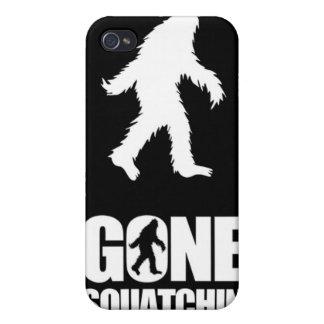 Gone Squatchin iPhone 4 Case