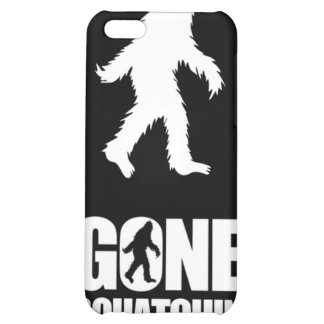 Gone Squatchin iPhone 5C Covers