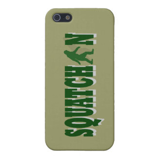 Gone Squatchin iPhone SE/5/5s Cover