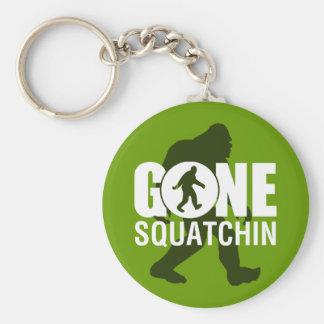 Gone Squatchin Key Chains