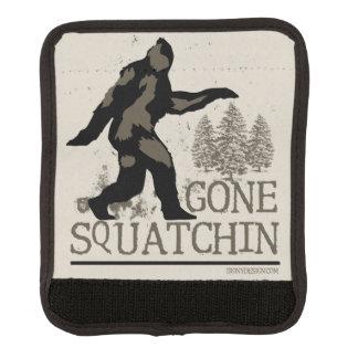 Gone Squatchin Luggage Handle Wrap