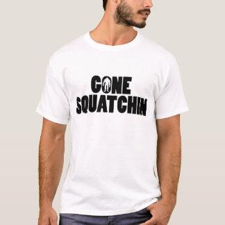 Gone Squatchin Men's T-shirt
