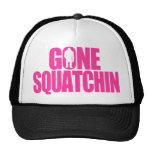 Gone Squatchin Mesh Hat