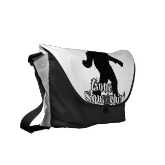 Gone Squatchin' Commuter Bags
