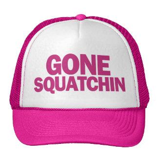 Gone Squatchin Pink Hat