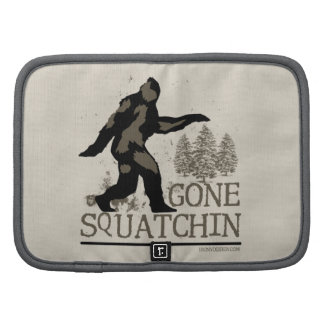 Gone Squatchin Organizers