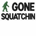 Gone Squatchin Polo