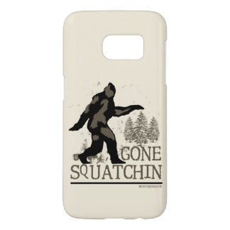 Gone Squatchin Samsung Galaxy S7 Case