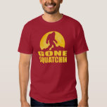 GONE SQUATCHIN *Special* BARK AT THE MOON edition T Shirt
