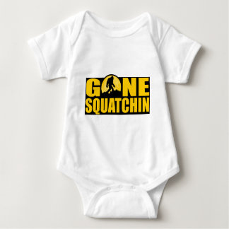 GONE SQUATCHIN *Special* BARK AT THE MOON edition T Shirts