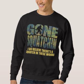 Gone Squatchin *Special Deep Forest Edition* Sweatshirt