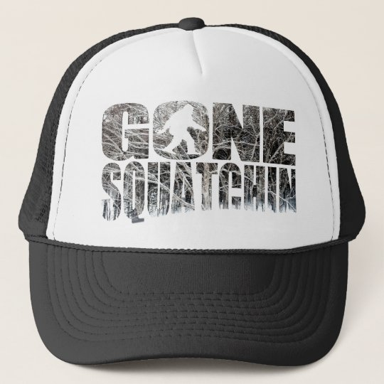 Gone Squatchin **Special Winter Edition** Hat
