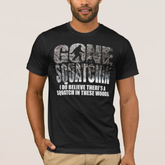 Gone Squatchin **Special Winter Edition** Shirt