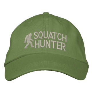 Gone Squatchin - Squatch Hunter Embroidered Hats