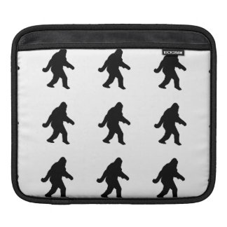 Gone Squatchin - Squatch Silhouette Sleeve For iPads