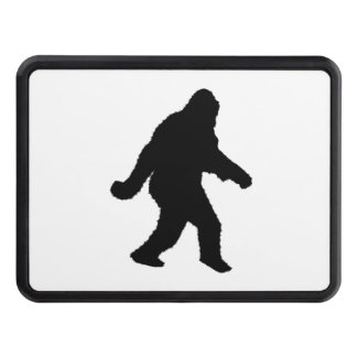 Gone Squatchin - Squatch Silhouette Tow Hitch Covers