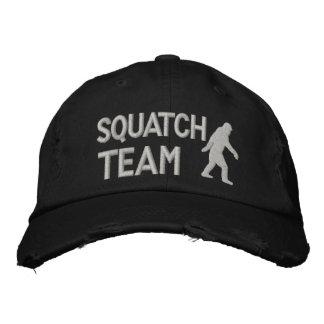 Gone Squatchin squatch team Embroidered Baseball Hat