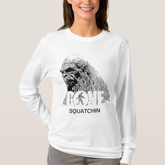 Gone Squatchin T-Shirt