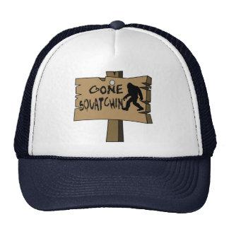 Gone Squatchin' Trucker Hat