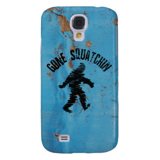 Gone Squatchin Vintage Galaxy S4 Covers