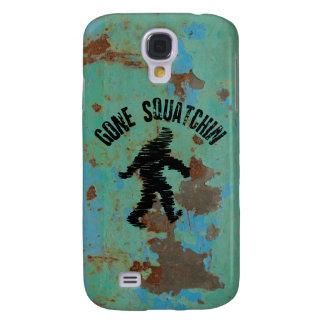 Gone Squatchin Vintage Samsung Galaxy S4 Cases