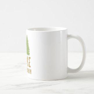 Gone Squatchin (Vintage) Coffee Mug
