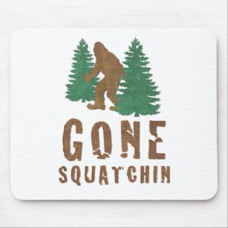 Gone Squatchin (Vintage) Mouse Pad