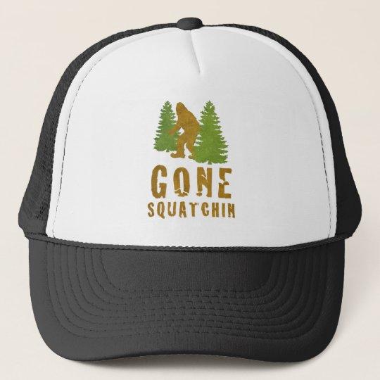 Gone Squatchin (Vintage) Trucker Hat