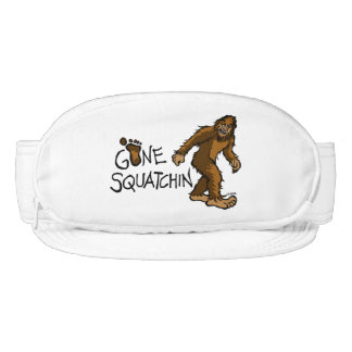 Gone Squatchin Visor