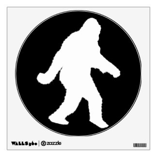 Gone Squatchin' Wall Decal