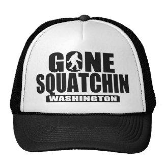 Gone Squatchin WASHINGTON *State Edition* Hat