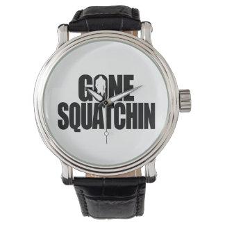 Gone Squatchin Watch