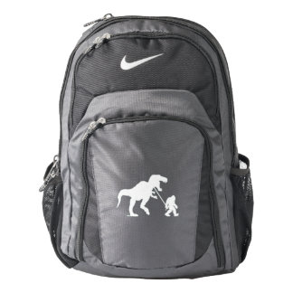 Gone Squatchin with T-rex Backpack