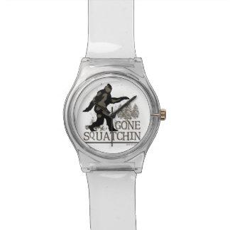 Gone Squatchin Wristwatch