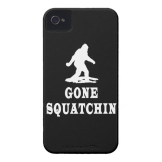 Gone Squatching, Finding Bigfoot, Squatch Case-Mate iPhone 4 Cases
