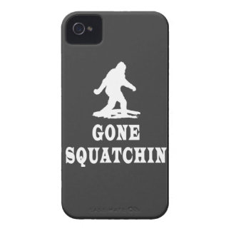 Gone Squatching, Finding Bigfoot, Squatch iPhone 4 Cover