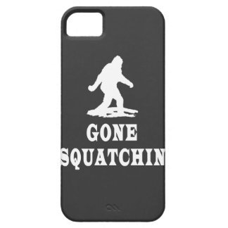 Gone Squatching, Finding Bigfoot, Squatch iPhone SE/5/5s Case