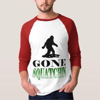 Gone Squatching, Finding Bigfoot Tees
