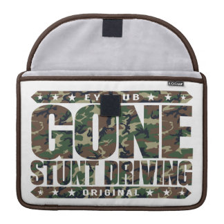 GONE STUNT DRIVING - I'm Perfect Video Game Driver Sleeve For MacBook Pro