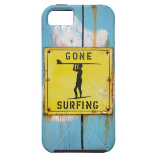 Gone surfing case - Iphone 5 iPhone 5 Covers