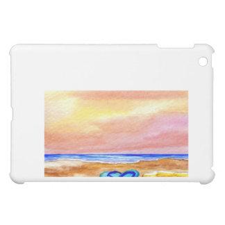 Gone Swimming Beach Baby - CricketDiane Ocean Art iPad Mini Cases