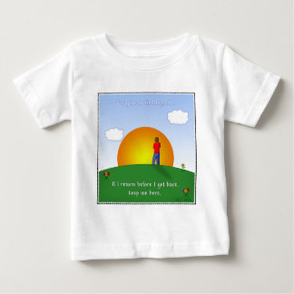 Gone To Find Myself .. Baby T-Shirt